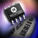 The new NCV7321 is a fully featured local interconnect network (LIN) transceiver