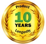 10 year product longevity commitment