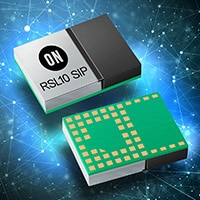 Bluetooth® 5 Radio Family Expands with SiP Module