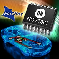 ON Semiconductor Introduces High Speed Bus Transceiver for Reliable Automotive Networking