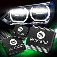 New Devices for Automotive Lighting Applications