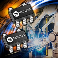 ON Semiconductor Unveils New Family of Ultra-Low Power Precision Operational Amplifiers