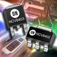 Automotive-Qualified Self Protected Low-Side Driver ICs