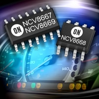 ON Semiconductor Expands its Automotive LDO Voltage Regulator Portfolio with Five New Integrated Devices